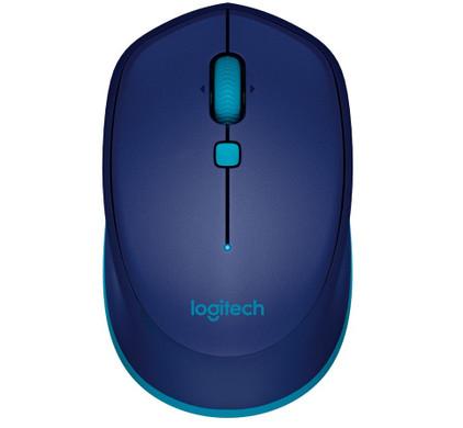 Logitech M535 Bluetooth Muis Blauw