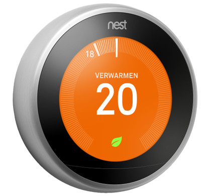 Nest Learning Thermostat (3e generatie) Main Image
