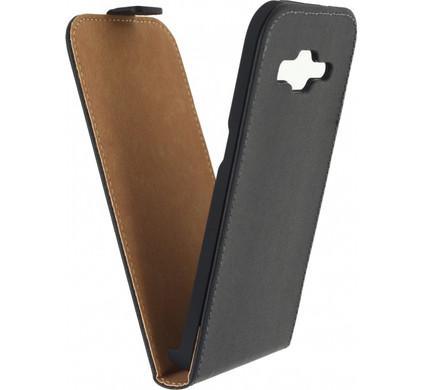 Mobilize Classic Flip Case Samsung Galaxy Core Prime Zwart
