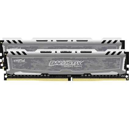 Crucial Ballistix Sport LT 8 GB DIMM DDR4-2400 2 x 4 GB