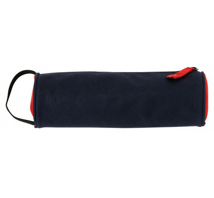 Mi-Pac Pencil Case Classic Navy/Red