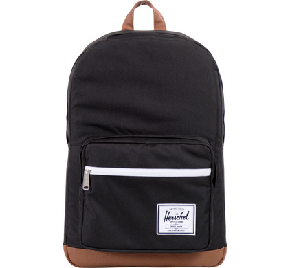 Herschel Pop Quiz Black/Tan PU
