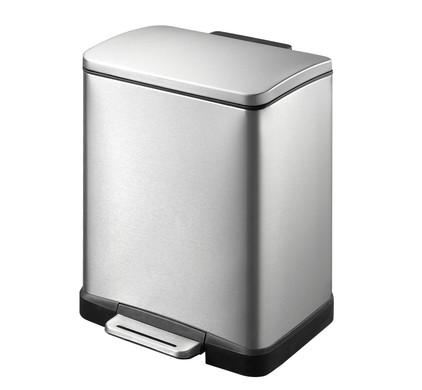 EKO E-Cube 12 Liter Mat RVS