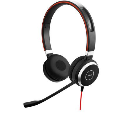 Jabra Evolve 40 UC Stereo Office Headset