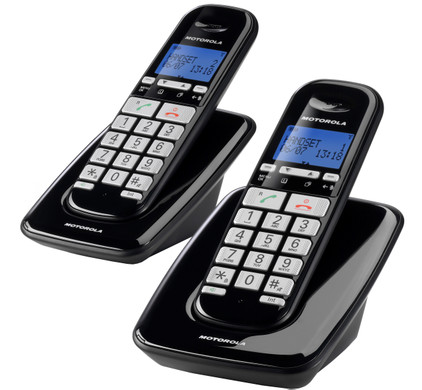 Motorola S3002 Noir
