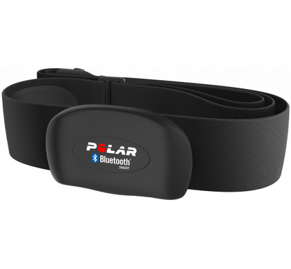 Polar H7 Hartslagsensor Bluetooth Smart Black M-XXL