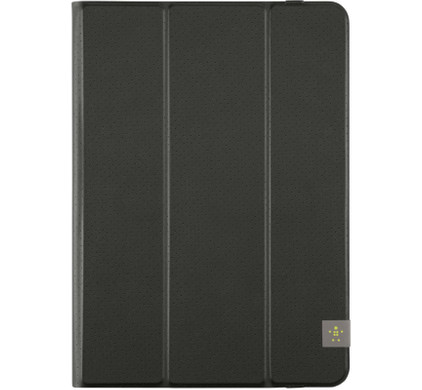 Belkin Tri Fold Cover Case iPad Air/Air2 Zwart Main Image