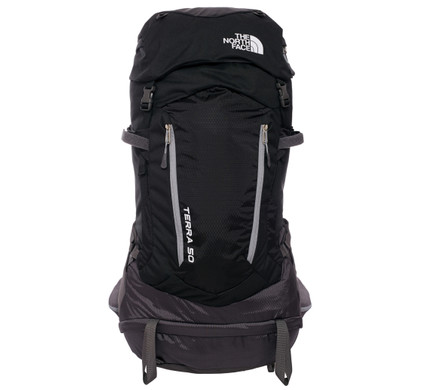 The North Face Terra 50 TNF Black/Asphalt Grey - L/XL