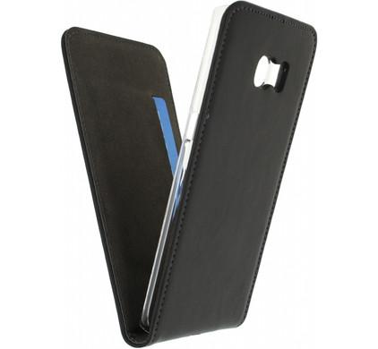 Mobilize Premium Magnet Flip Samsung Galaxy S7 Edge Zwart