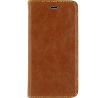 Mobilize Premium Magnet Book Case Samsung Galaxy S7 Bruin