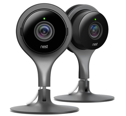 Nest Cam Indoor Duo Pack