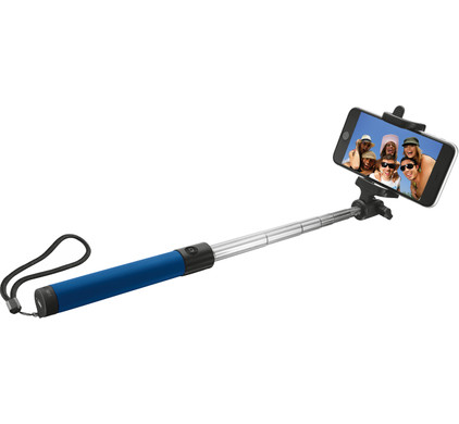 Trust Urban Bluetooth Selfie Stick Blauw