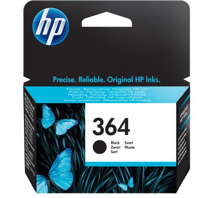 HP 364 Cartridge Zwart (CB316EE)