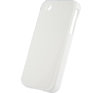 Xccess TPU Case Apple iPhone 4/4S Wit