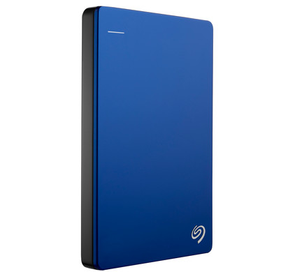 Seagate Backup Plus Slim 1 TB Blauw