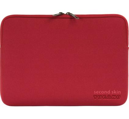 Tucano Elements Second Skin Macbook Air 13'' Rood