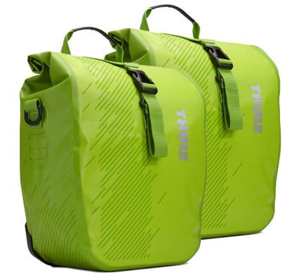 Thule Pack 'n Pedal Shield Pannier Chartreuse - S (paar)