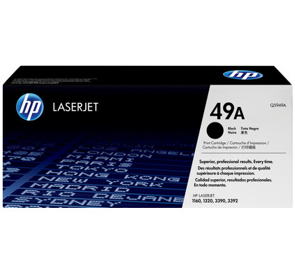 HP 49A LaserJet Toner Zwart (Q5949A)