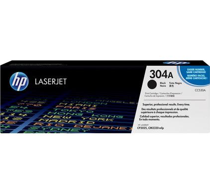 HP 304A Zwarte Toner (CC530A)