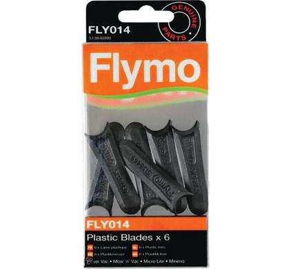 Flymo Reservemessen voor Micro Lite