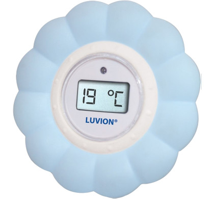 Luvion Thermometer + 2x 125ml flesjes