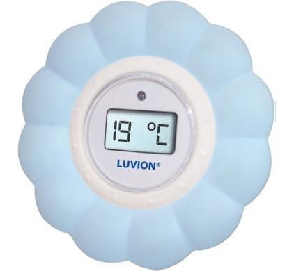 Luvion Thermometer + Flessenwarmer