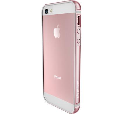 X-Doria Bumper Apple iPhone 5/5S/SE Rose Gold