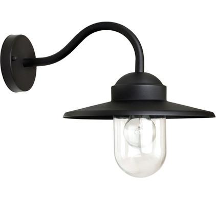KS Verlichting Dolce Wandlamp Zwart