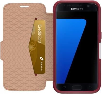 Otterbox Strada 2.0 Samsung Galaxy S7 Rood