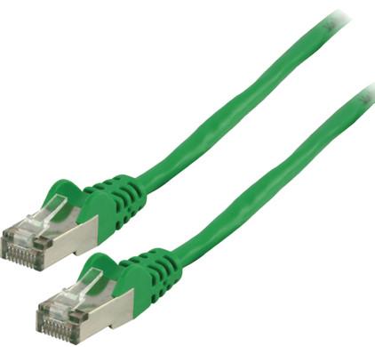 Valueline Netwerkkabel FTP CAT6 1 meter Groen