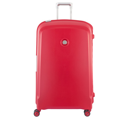 Delsey Belfort Plus Spinner 82cm Red