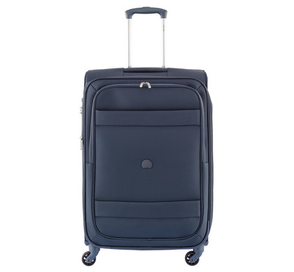 Delsey Indiscrete Expandable Spinner 69cm Blue