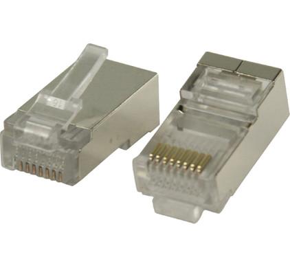 Valueline STP CAT5 Netwerkstekker 10 stuks