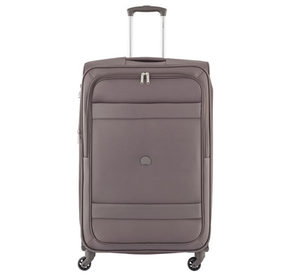 Delsey Indiscrete Expandable Trolley Case 78cm Brown