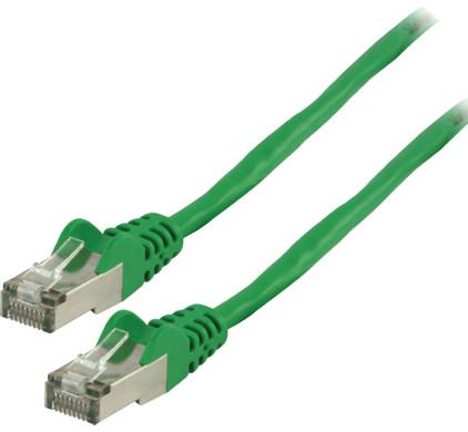 Valueline Netwerkkabel FTP CAT6 30 meter Groen