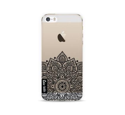 Casetastic Softcover Apple iPhone 5/5S/SE Floral Mandala