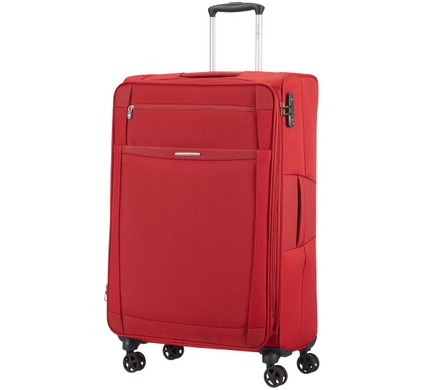 Samsonite Dynamo Expandable Spinner 78 cm Red