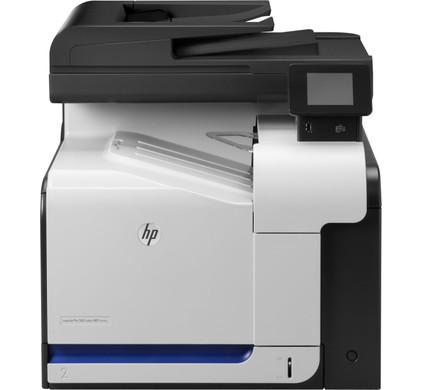 HP LaserJet Pro 500 Color MFP M570DW Main Image