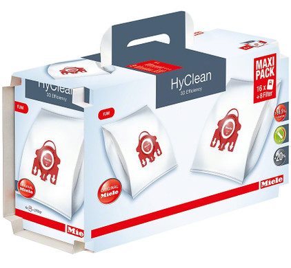 Miele Maxipack HyClean Efficiency 3D FJM