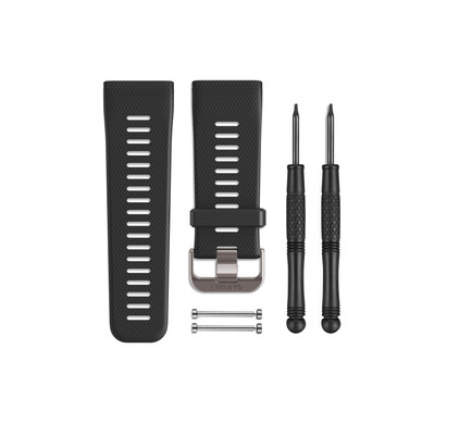 Garmin Vivoactive HR Polsband Zwart  XL