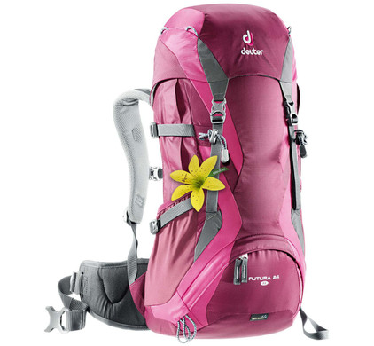 Deuter Futura 24 SL Blackberry/Magenta