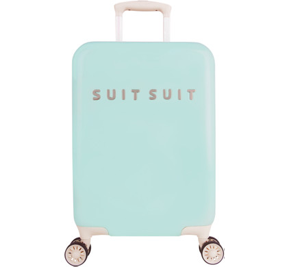 SUITSUIT Fabulous Fifties Spinner 55cm Luminous Mint