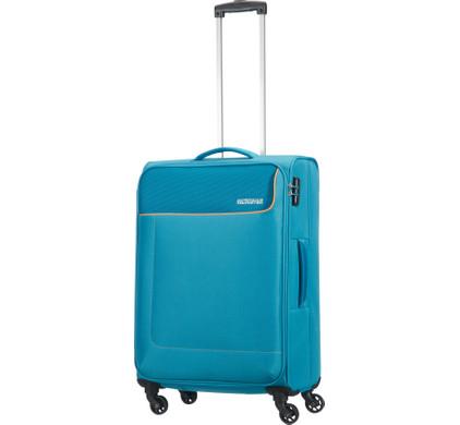 American Tourister Funshine Spinner 66cm Blue Ocean