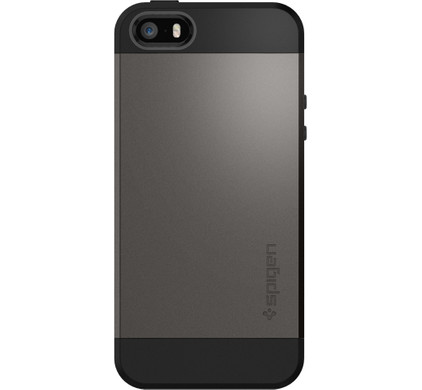 Spigen Slim Armor Apple iPhone 5/5S/SE Grijs