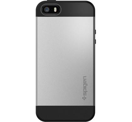 Spigen Slim Armor Apple iPhone 5/5S/SE Zilver