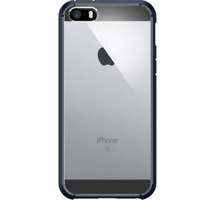 Spigen Ultra Hybrid Apple iPhone 5/5S/5SE Blauw
