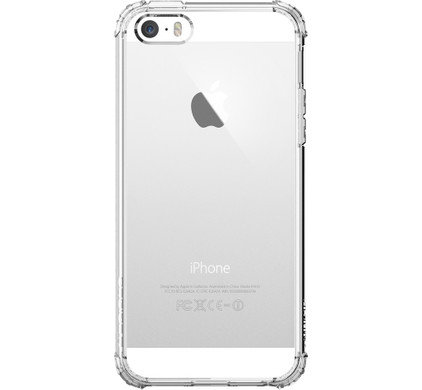 Spigen Crystal Shell Apple iPhone 5/5S/5SE Transparant