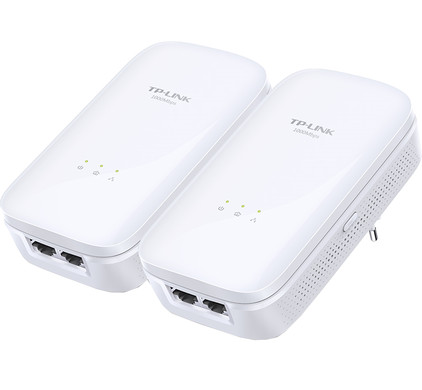 TP-Link TL-PA7020 Geen WiFi 1000 Mbps 2 adapters