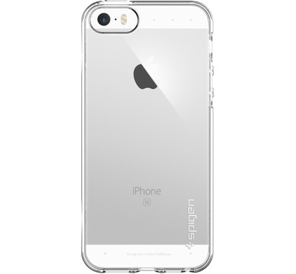 Spigen Liquid Armor Apple iPhone 5/5S/5SE Transparant