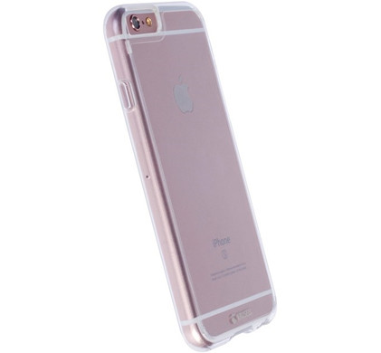 Krusell Kivik Cover Apple iPhone 6/6s Transparant